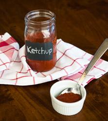 Ketchup by Cara Comini