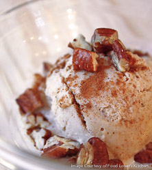 Pumpkin Ice Cream by Bill Staley and Hayley Mason
