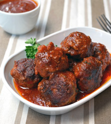 Sweet-N-Sour Meatballs