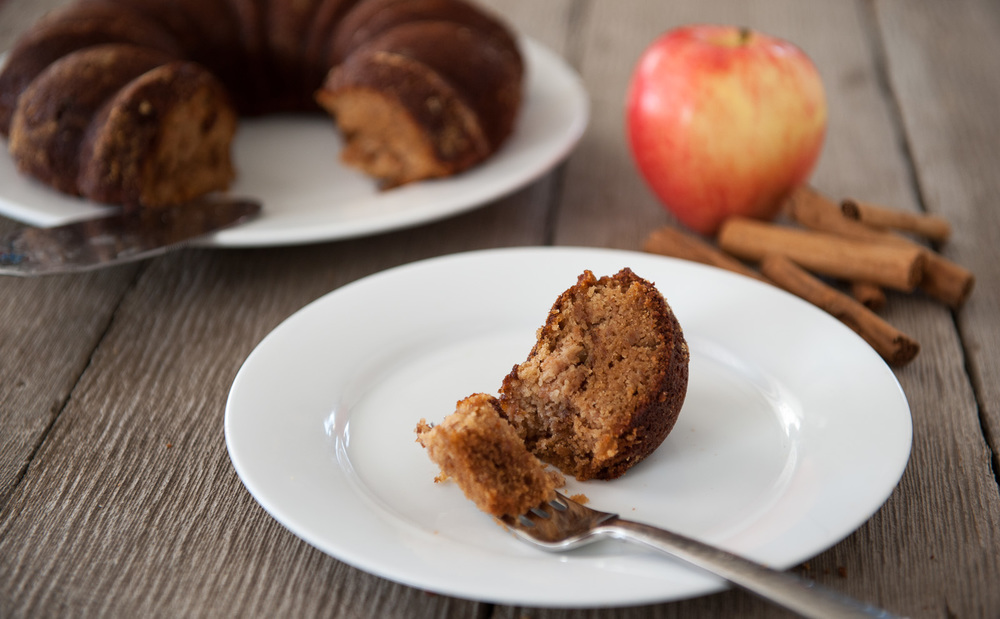 Apple Cinnamon Cake by Nourished App