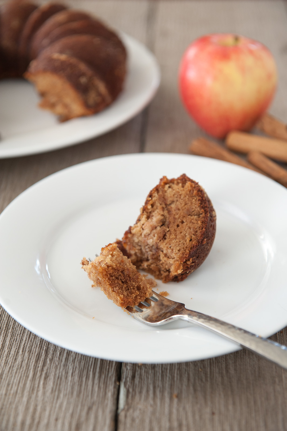 Apple Cinnamon Cake # 2 by Nourished App