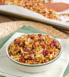 Almond Cranberry Granola (app exclusive)