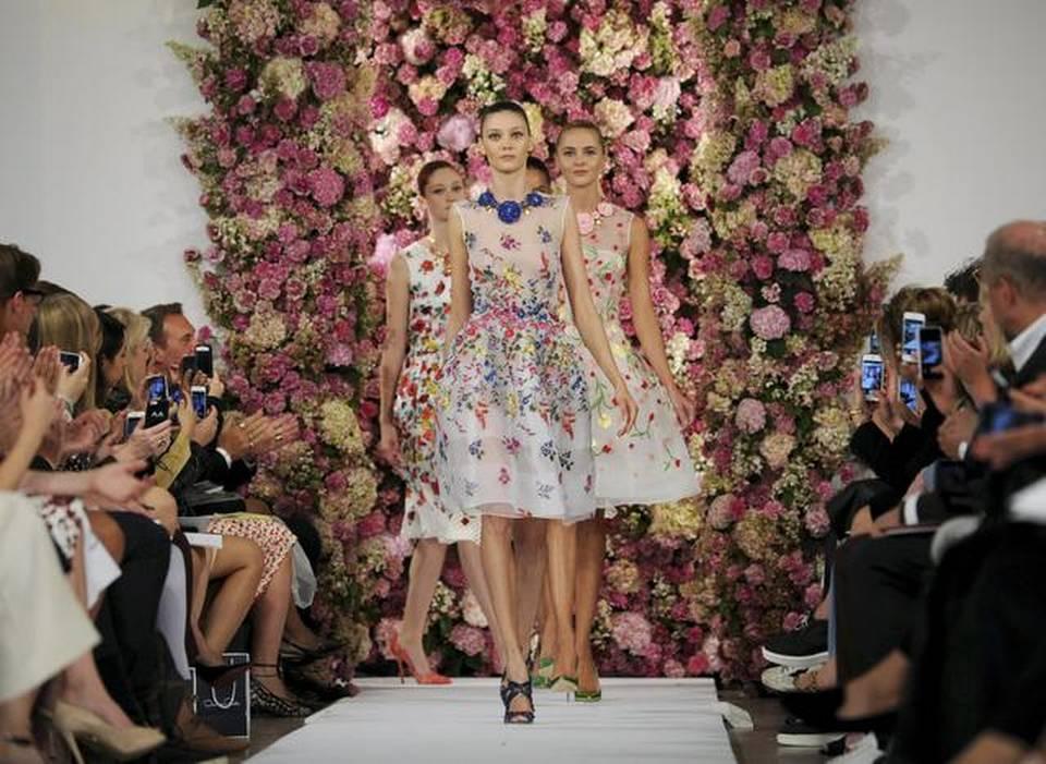 New York Fashion Week 2015 via eilidhmacraemedia.com