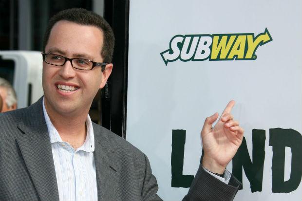 FBI Raids Home of Subway Spokesman Jared Fogle