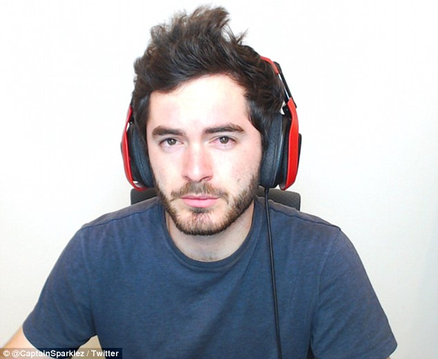 The specialist: Gamers who specialize in Minecraft are among the most successful YouTubers, including 23-year-old Jordan Maron, better known as CaptainSparklez who was one of the first to reach one billion views