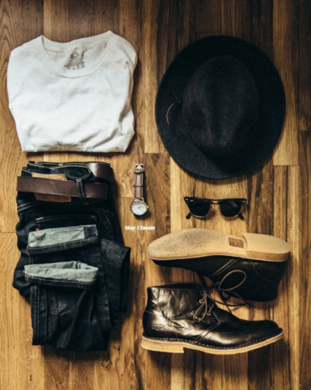 <i>Mens Flatlays</i>