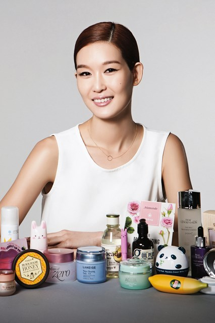 "In South Korea you'll find ""first-date face masks."" CHARLOTTE CHO, co-founder of Soko Glam, Cho worked at Korean tech giant Samsung before developing her beauty blog into a respected online beauty retailer. Has just published her first book, The Little Book of Skin Care: Korean Beauty Secrets for Healthy, Glowing Skin (William Morrow, £18.99)"