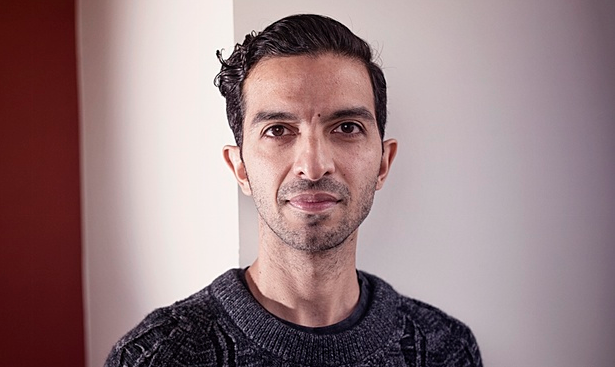 Imran Amed, founder of Business of Fashion Photograph: Sarah Lee for the Guardian