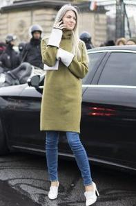 Sarah Harris, British Vogue's fashion features director