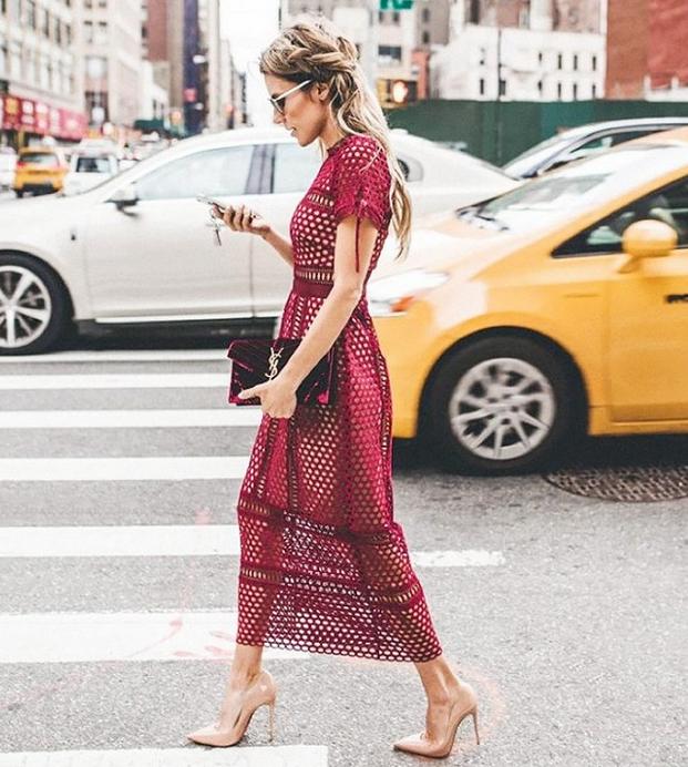 Christine Andrew, Hello Fashion - Instagram user @hellofashionblog