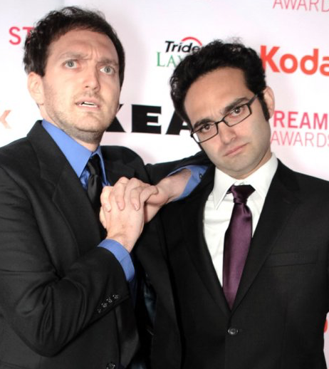 The Fine Brothers- Image Via www.hollywoodreporter.com