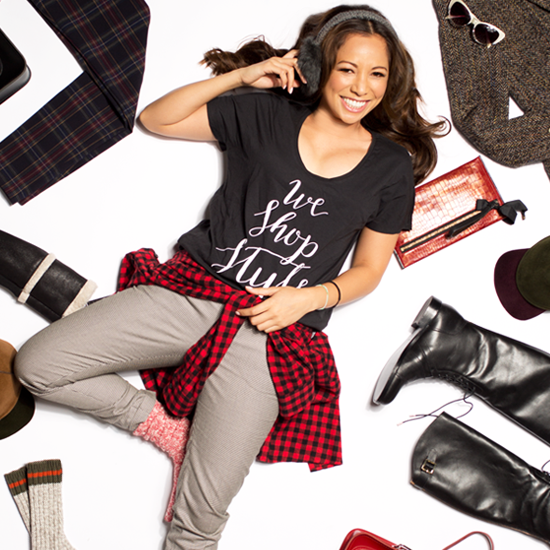 Fashion Influencer Meg Cuna