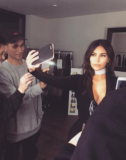 Photo: Courtesy of Kim Kardashian West / @kimkardashian