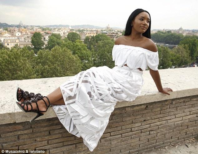 Balenciaga, Marni and Valentino are Temi's favourite runway shows at Milan and Paris fashion weeks