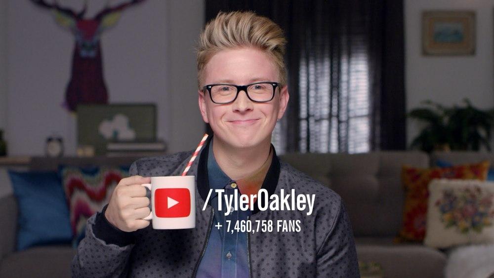 Tyler Oakley- mentioned