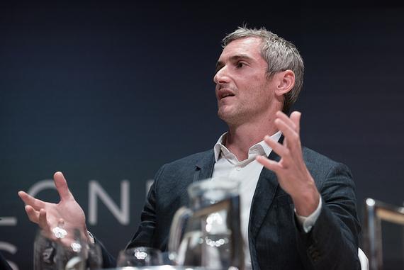 Zach Duane, CEO of Victoria Beckham - ©Dan Taylor/Heisenberg Media