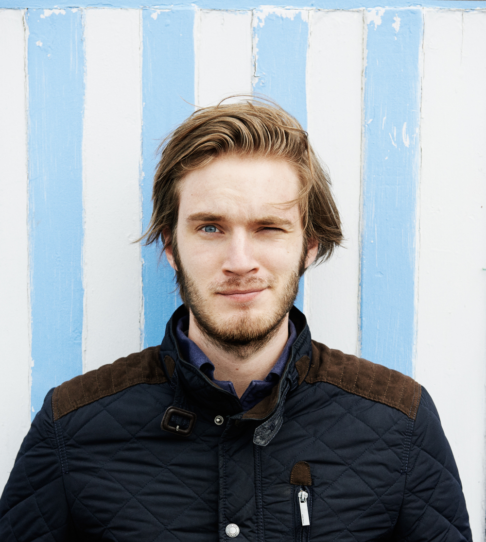 """YouTuber PewDiePie made almost as much as """"Guardians of the Galaxy"""" star Chris Pratt in 2015"""