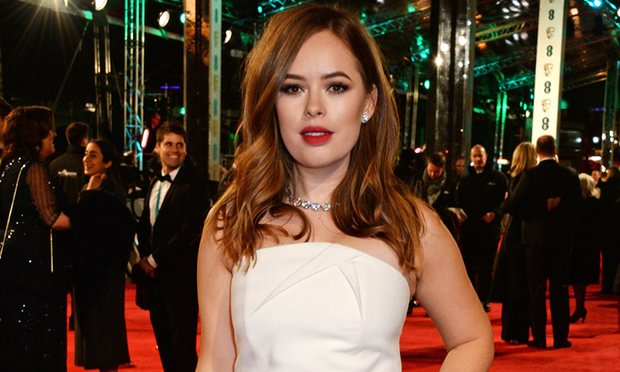 Tanya Burr: the fashion and beauty vlogger has 3.5 million YouTube subscribers. Photograph: David M Benett/Dave Benett/Getty Images