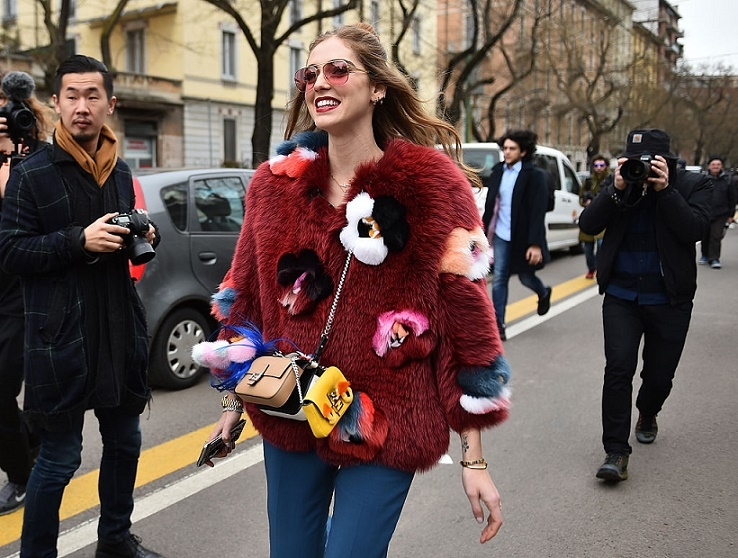 (Photo : Getty Images - Gabriel Bouys / Chiara Ferragni)