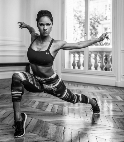 Source: Instagram.com/mistyonpointe Credit: Instagram.com/littleshao for Under Armour