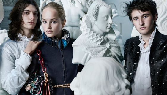 Burberry's new collection will be immediately shoppable during London Fashion Week (Image: Burberry)