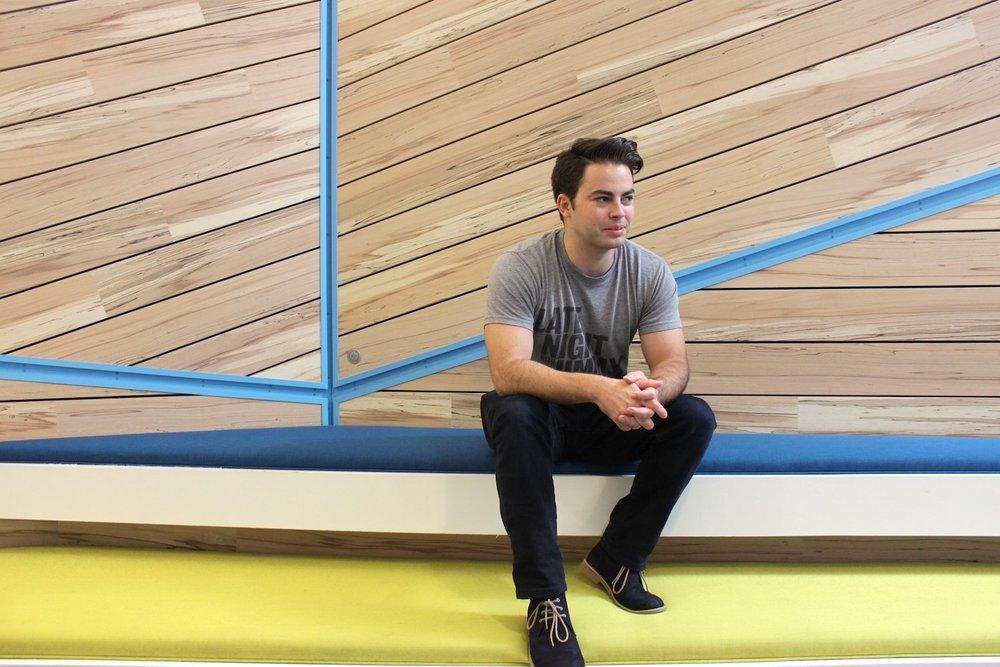 YouTuber Joey Ahern.Leanna Garfield/Business Insider