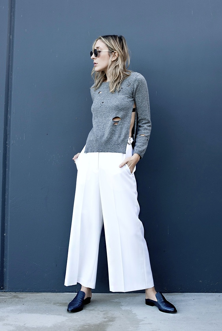 Bloglovin+Blog+Ways+To+Wear+Mule+Flats+Ripped+Side+Split+Sweater+Pleated+Wide+Leg+Pants+Croc+Slip+On+Flats+Blogger+Style+Via+Angela+Fink+The+Fashion+Sight.jpeg