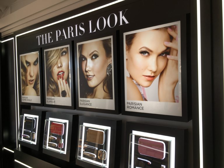 L'Oréal Paris travel retail sets, which offer a full look in a box, will be redesigned next year with a more Parisian twist