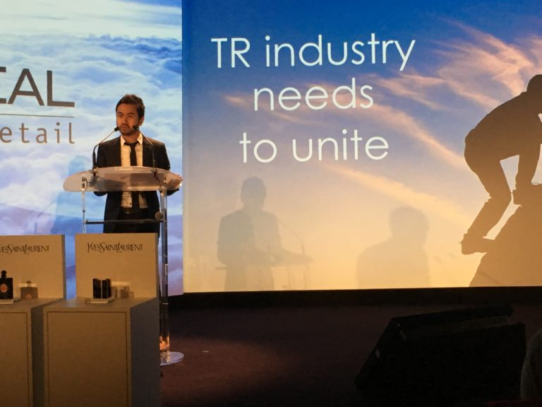 Thomas Laroia L'Oréal Travel Retail Digital Manager described digital as the only future for travel retail