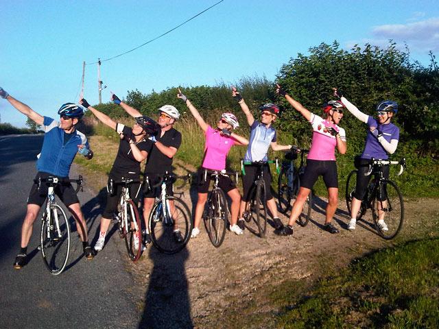 Running Club - Cycling