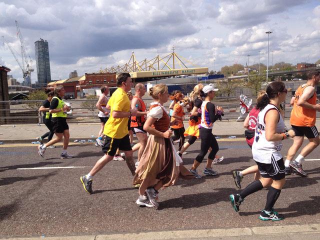 Runing Club - Fancy Dress Marathon