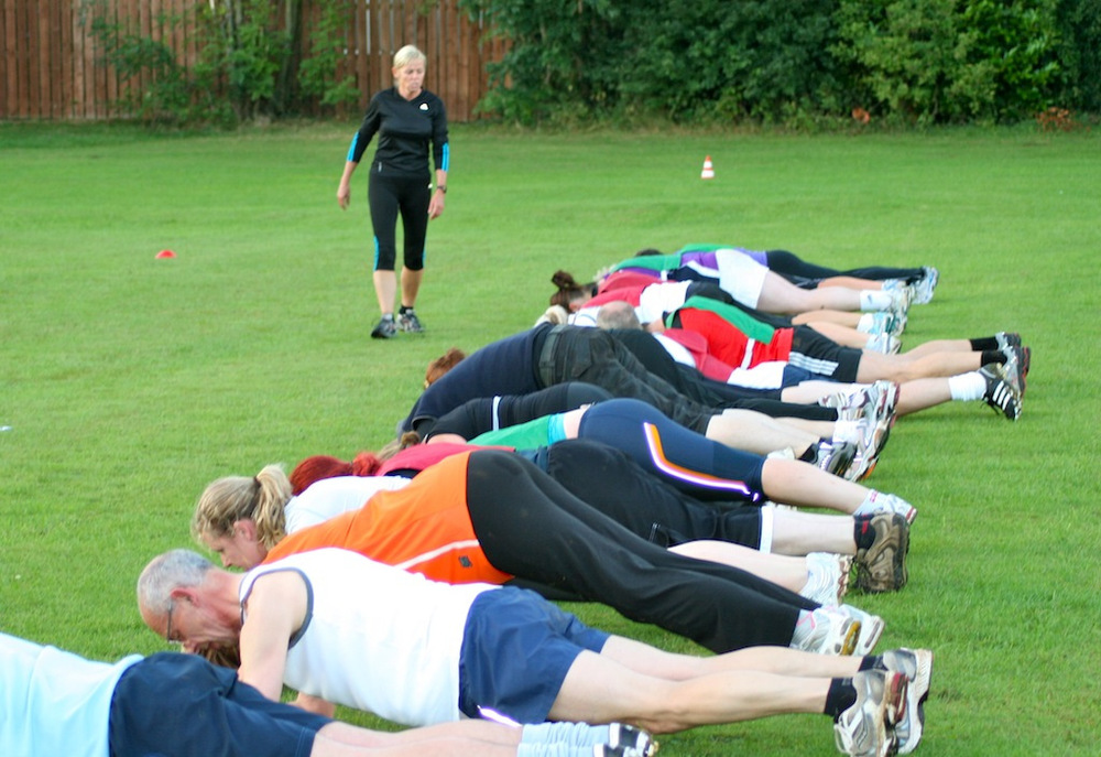 Running Club - Training