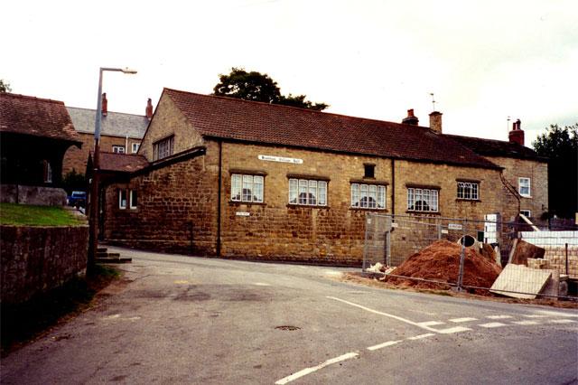 1994, The Hall