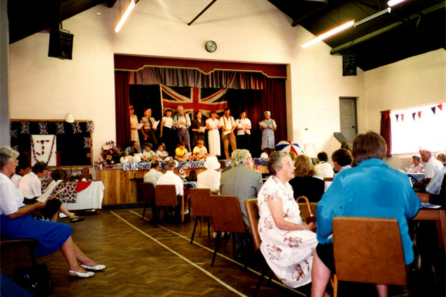 1995 - VJ Day, 50th Celebrations