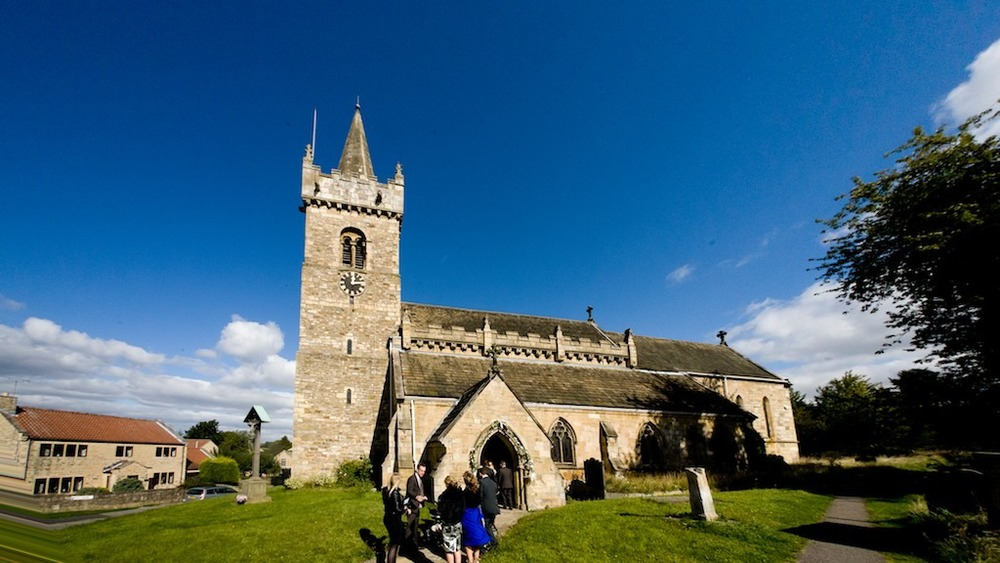 Image: All Saints' Church, Bramham