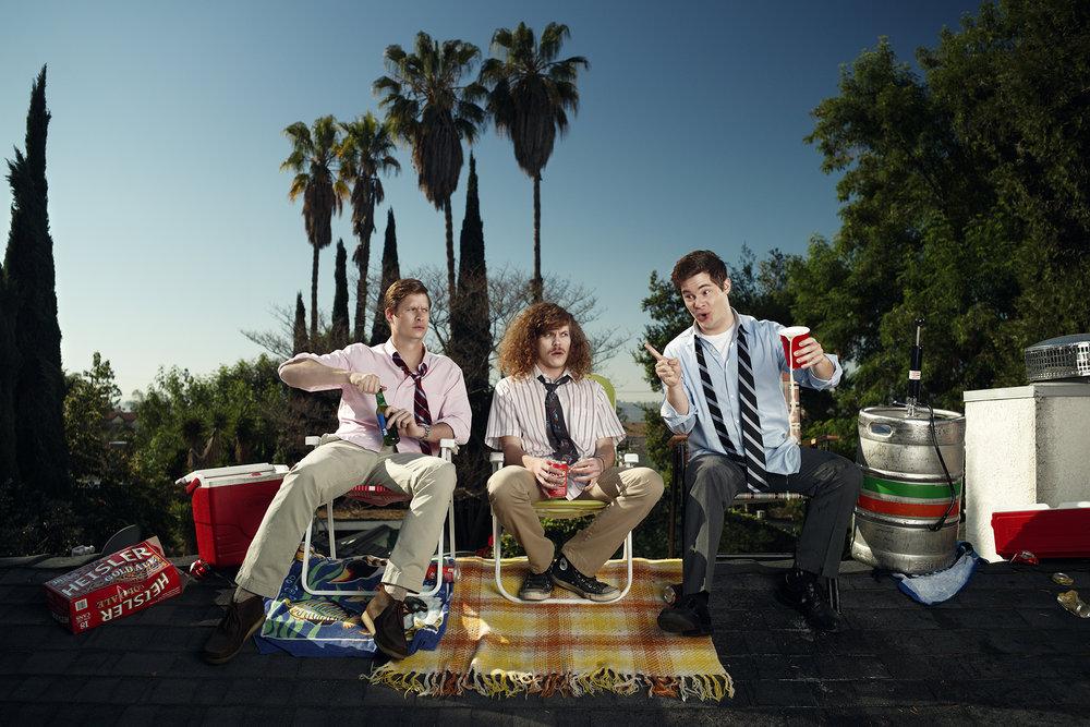 Workaholics Season 2 promo