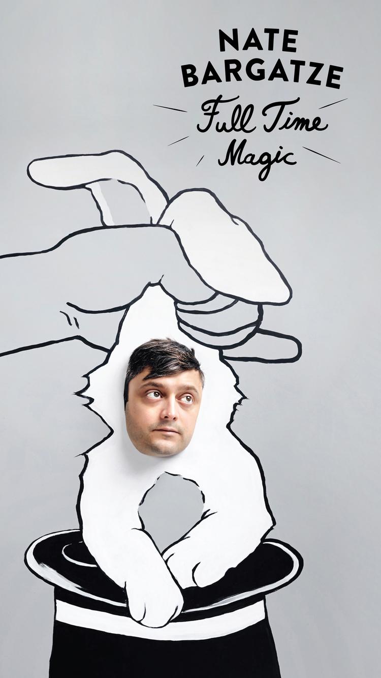 Nate Bargatze - Full time Magic EP