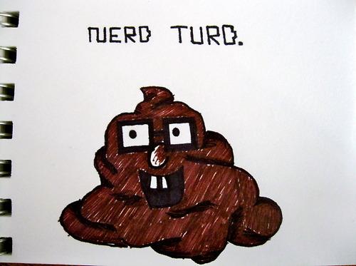 Nerd Turd