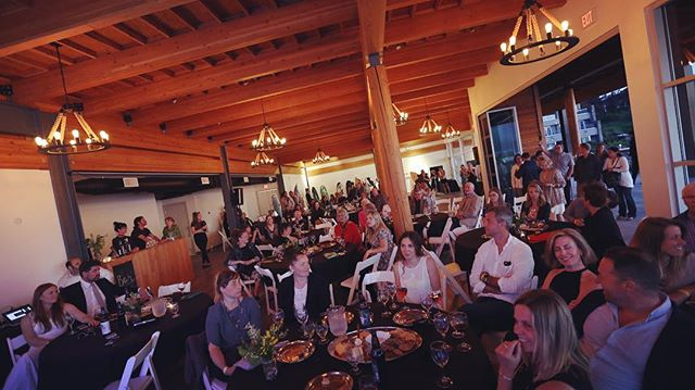 Huge thank you to everyone that came out to support the 2017 #tofinoboardwalk this evening. With the support of the community participants, volunteers, local businesses and artists, we were able to raise over $43,000 for the arts tonight!  Words cannot express the gratitude... #tofino, we ❤️ you! 🎨 #artistsofinstagram #yourtofino #tofinoarts #smalltownbigdreams @tourismtofino