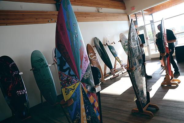 Tofino Boardwalk Boards