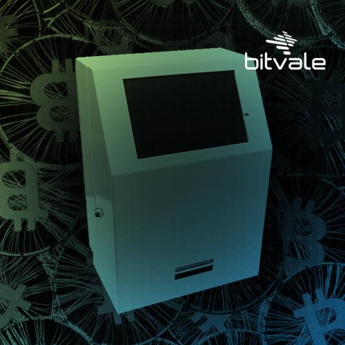 Primeiro ATM nacional para transações de Bitcoin