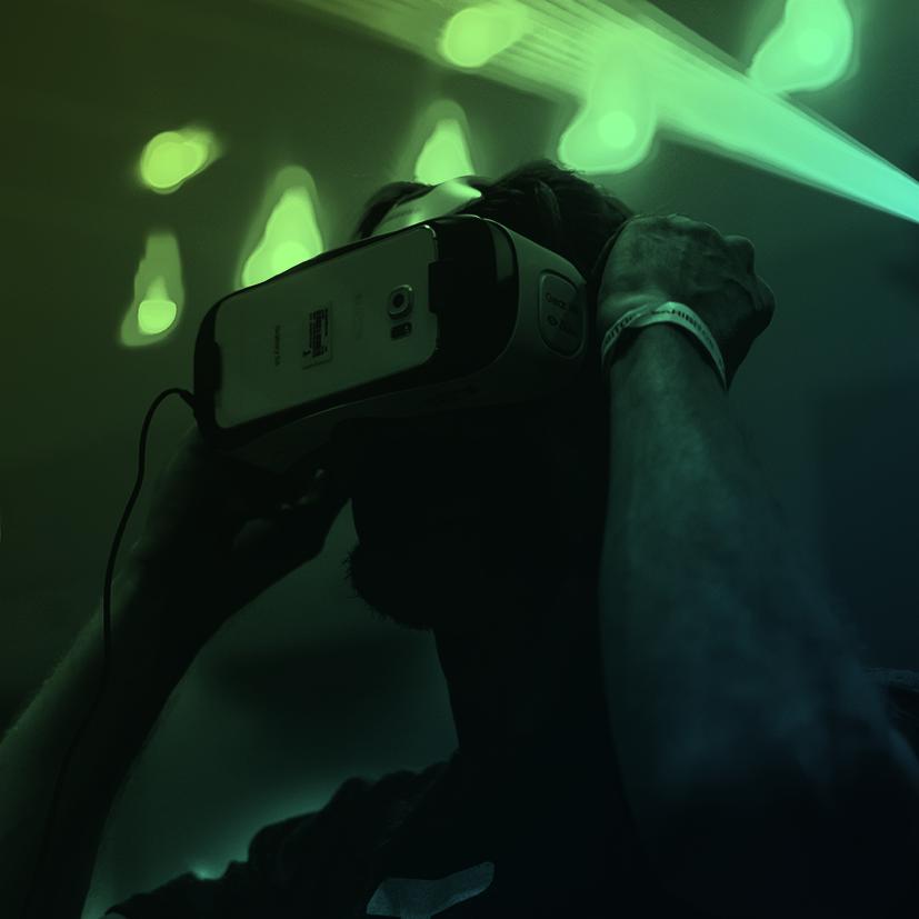 Oculus Rift:Viva uma construção virtual ao máximo - basta olhar para os lados.