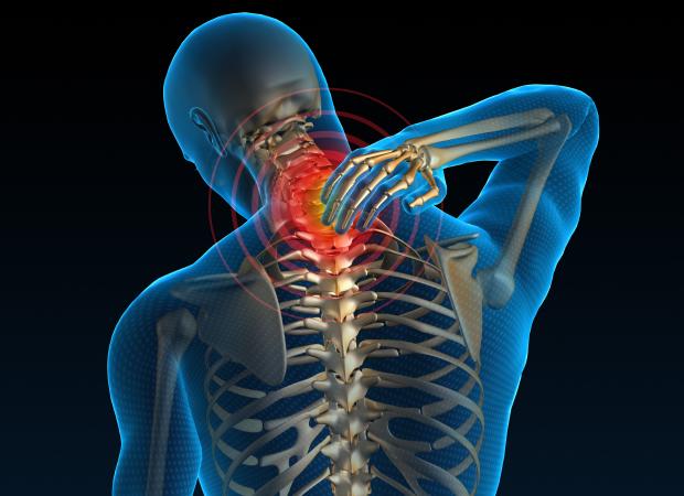 c7 neck pain