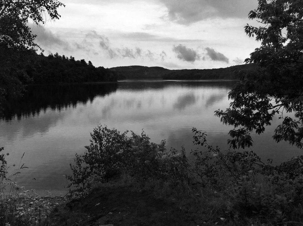 Harriman Reservoir, Vermont.
