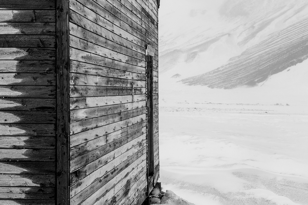 Shelter - DECEPTION ISLAND