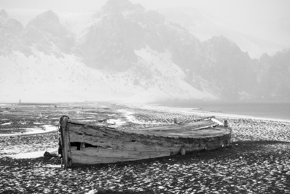 Water Boat #1 - DECEPTION ISLAND