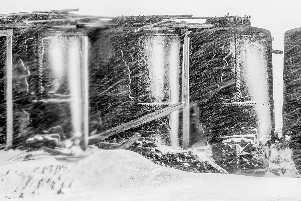 Boiler Tanks #3 - DECEPTION ISLAND