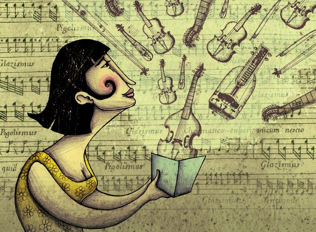 Ilustración por Alberto Montt.