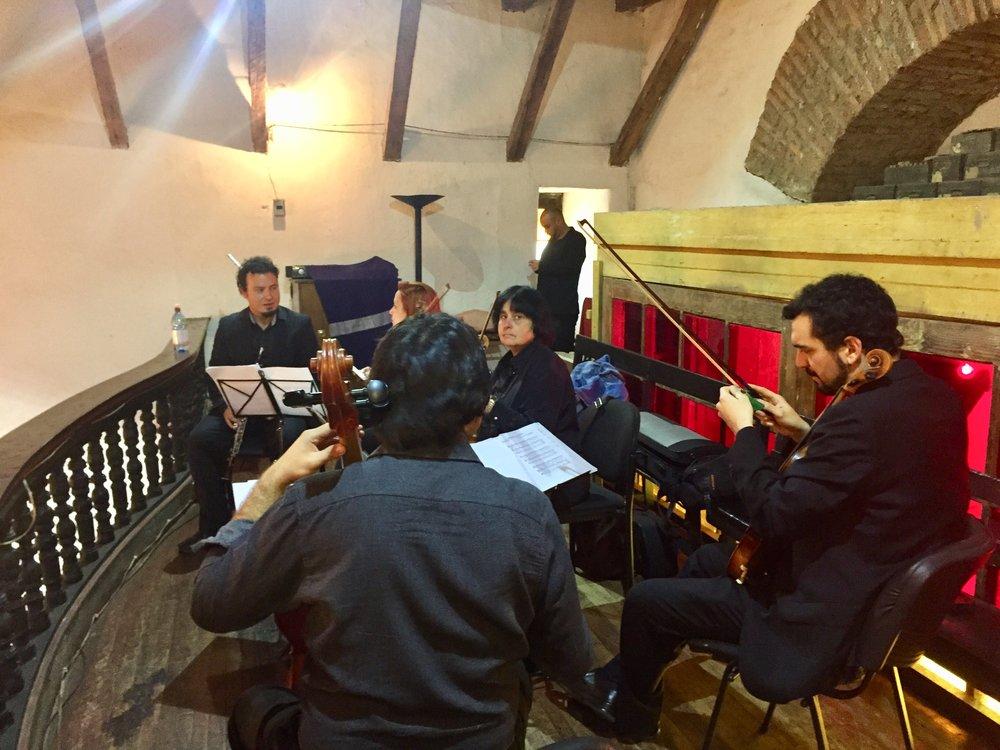 musicos iglesia calera de tango coro