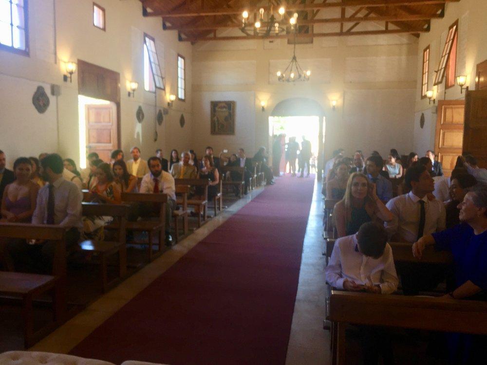 coro iglesia musicos chile